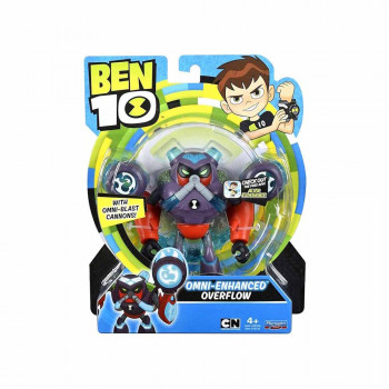 BEN TEN FIGURA OVERFLOW