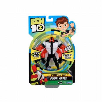 BEN TEN DELUXE POWER UP - FOUR ARMS /3
