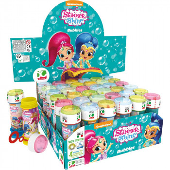 SHIMMER & SHINE BUBBLES