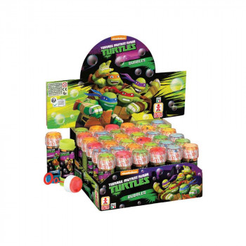 TMNT BUBBLES  60 ML