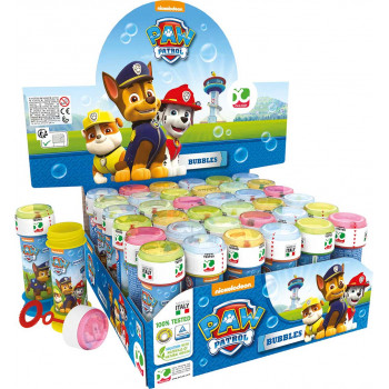PAW PATROL GIRLS BUBBLES