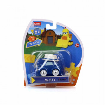 ROBOCAR MUSTY DIE-CAST
