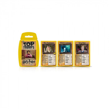 TOP TRUMPS HARRY POTTER I RED FENIKSA KARTE