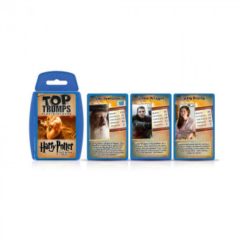 TOP TRUMPS HARRY POTTER I POLUKRVNI PRINC KARTE