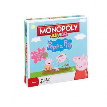 MONOPOL JUNIOR PEPPA PIG