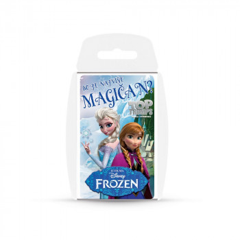 TOP TRUMPS FROZEN KARTE
