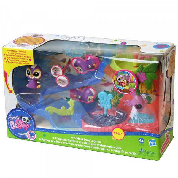 LITTLEST PET SHOP LAGUNA SET