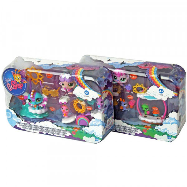 LITTLEST PET SHOP ENCHANTED STORY PACK