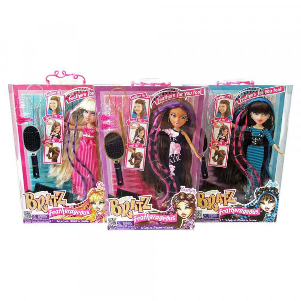 BRATZ LUTKA FEATHERAGEOUS