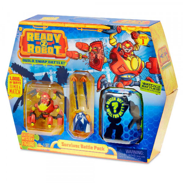 READY 2 ROBOT BORBENI SET
