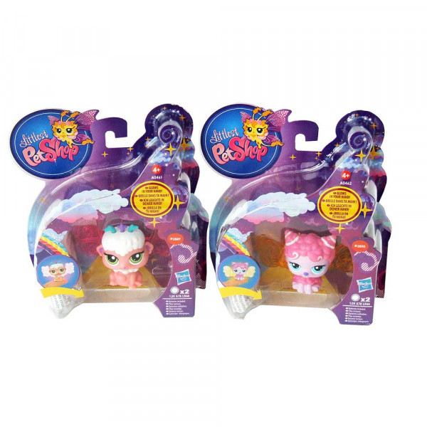 LITTLEST PET SHOP ENCHANTED FEATURE PET ASST