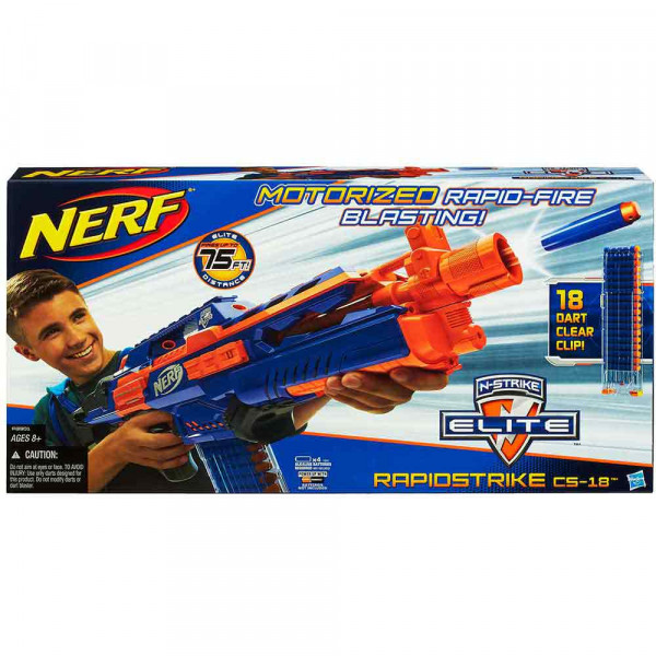 NERF N STRIKE ELITE RAPIDSTRIKE