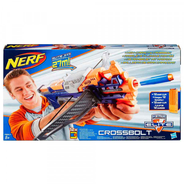 NERF ELITNI SAMOSTREL