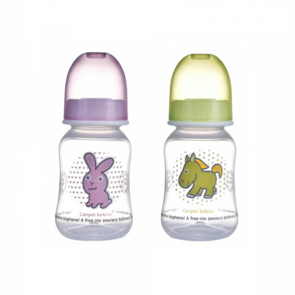 CANPOL BABY FLASICA 120ML 59/100