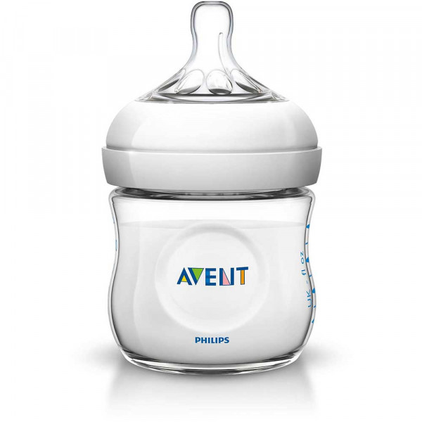 AVENT FLASICA NATURAL 125ML 1828