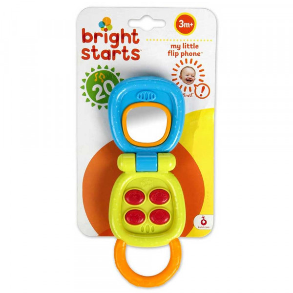 BRIGHT STARTS   SYS MY LITTLE FLIP PHON
