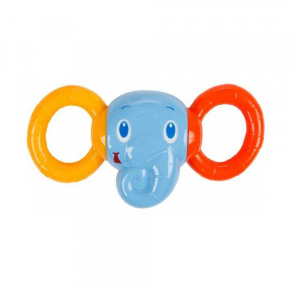 BRIGHT STARTS   TWIST & RATTLE ELEFRIEN 10226