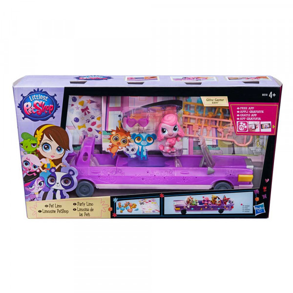 LITTLEST PET SHOP LIMUZINA