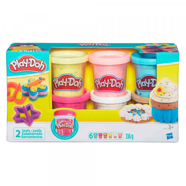 PLAY-DOH CONFETTI SET