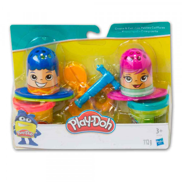 PLAY-DOH PLASTELIN NA BLISTERU