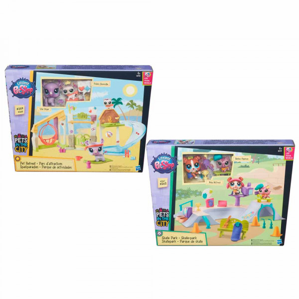 LITTLEST PET SHOP IGRALISTE