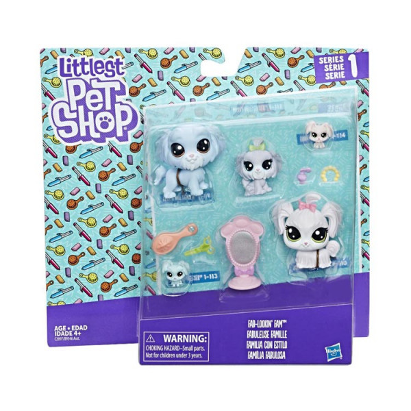 LPS PET FAMILY PACK