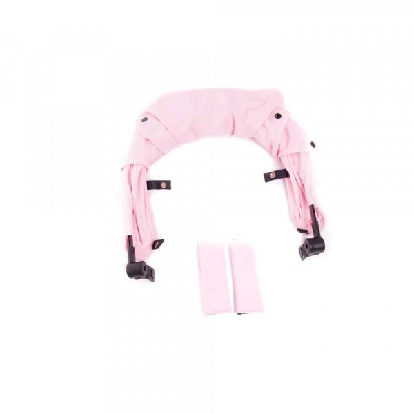BABY MONSTERS KUKI SET TENDA + POJASEVI COLOR  DOLLY PINK