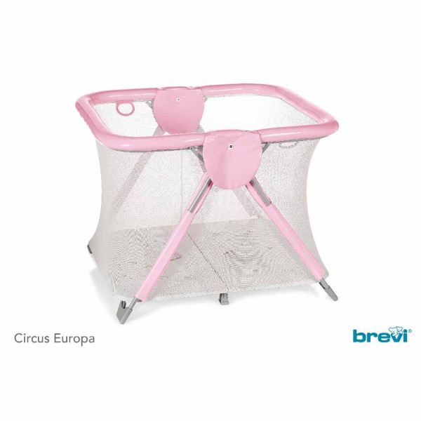 BREVI OGRADICA CIRCUS EUROPA PLOUF PINK ROZE