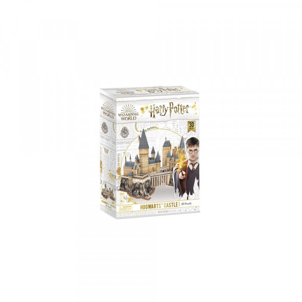 CUBICFUN PUZZLE HARRY POTTER HOGWARTS  ASTRONOMY TOWER