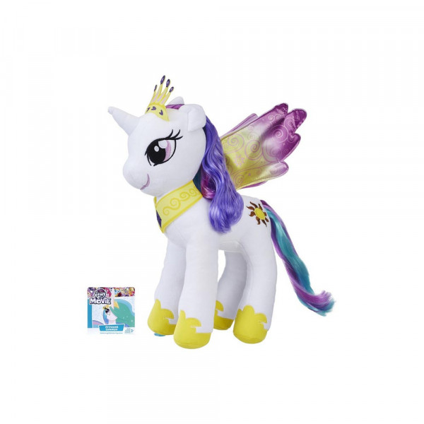 MY LITTLE PONY DUGA GRIVA PLIS ASST