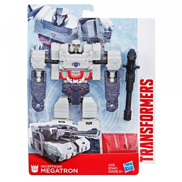TRANSFORMERS AUTHENTIC ALPHA