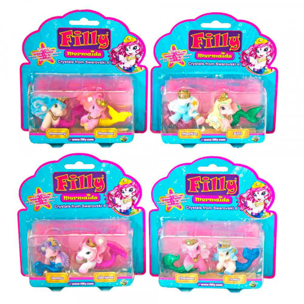FILLY SIRENE SET BEST FRIENDS