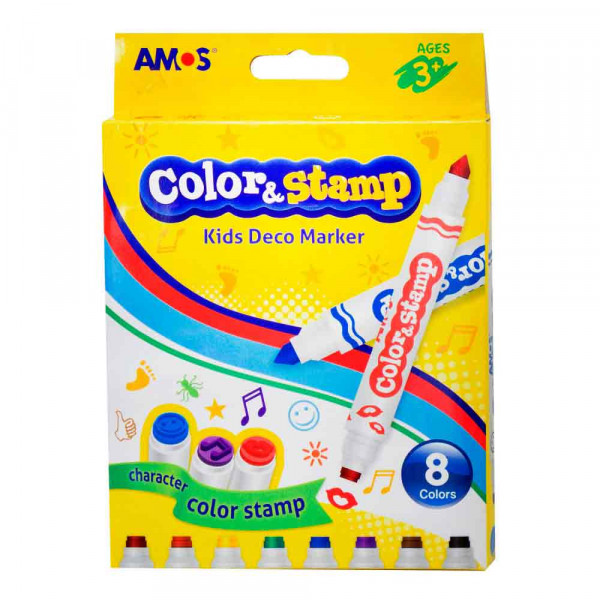 AMOS GLINA COLOR PECATI