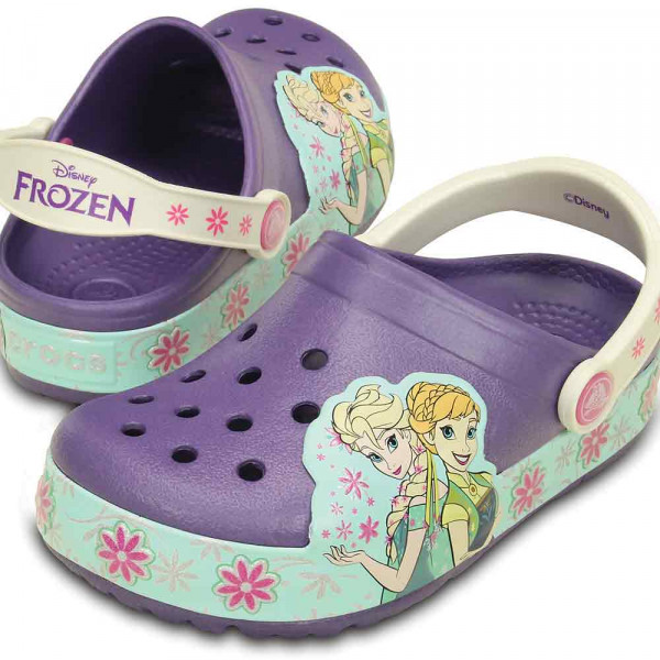 CROCS SANDALE LIGHTS FROZEN FEVER  K 203011