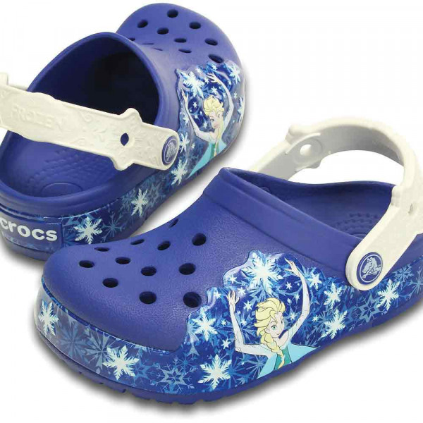 CROCS SANDALE LIGHTS FROZEN  K 202357