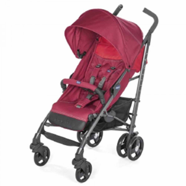CHICCO KOLICA ZA BEBE LITEWAY 3 BASIC RED BERRY