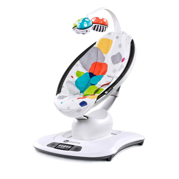 4 MOMS LJULJASKA MAMAROO 3.0 MULTI COLOR PLUSH