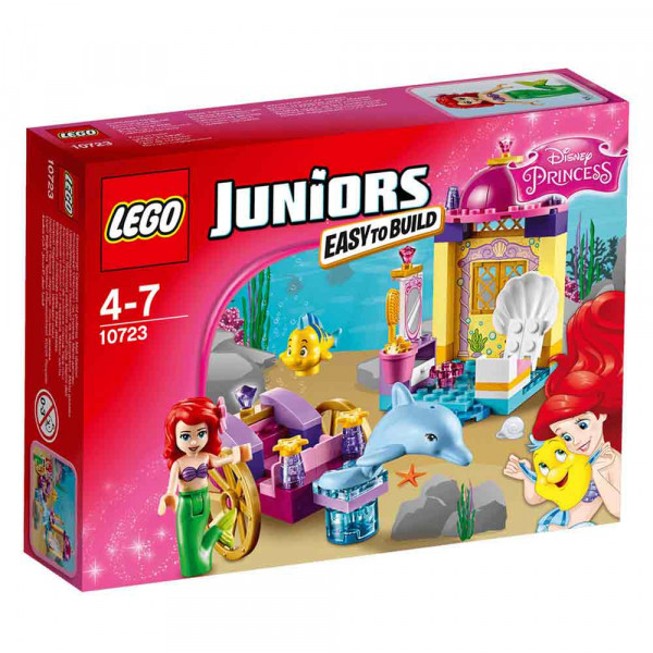 LEGO JUNIORS ARIEL'S DOLPHIN CARRIAGE