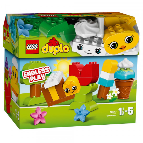 LEGO DUPLO MY FIRST CREATIVE CHEST
