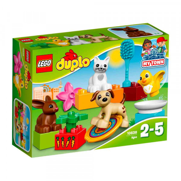 LEGO DUPLO FAMILY PETS