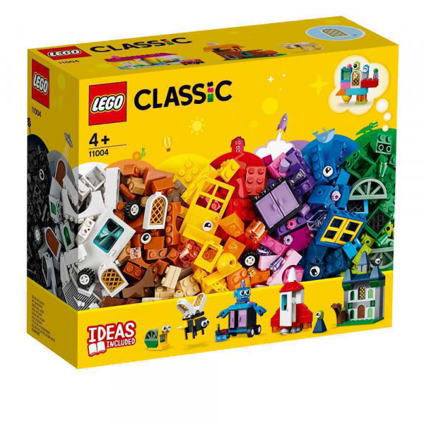LEGO CLASSIC WINDOWS OF CREATIVITY