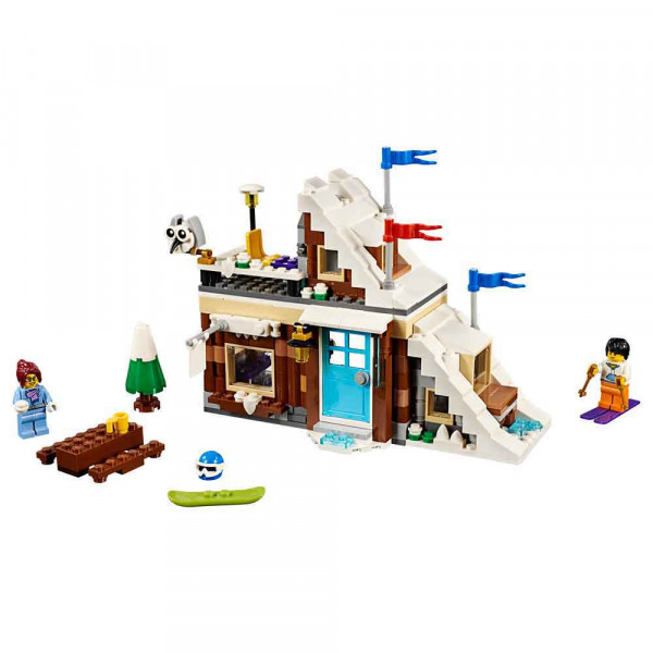 LEGO CREATOR MODULAR WINTER VACATION