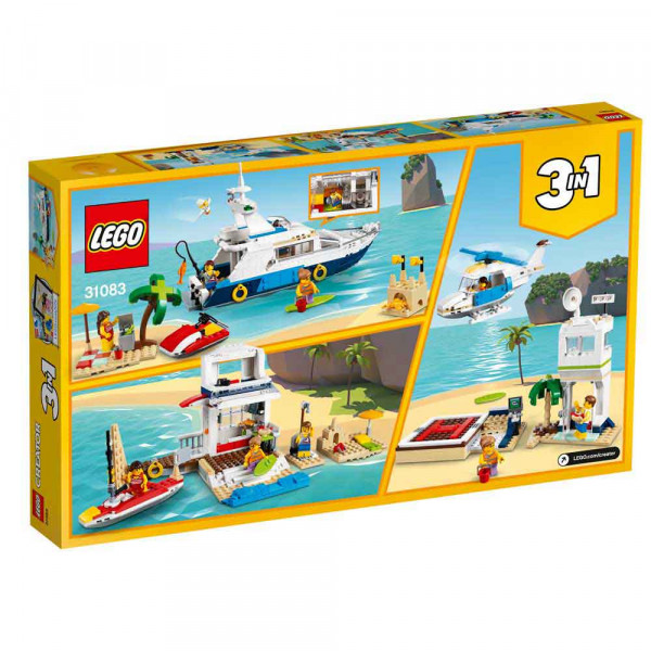 LEGO CREATOR CRUISING ADVENTURES