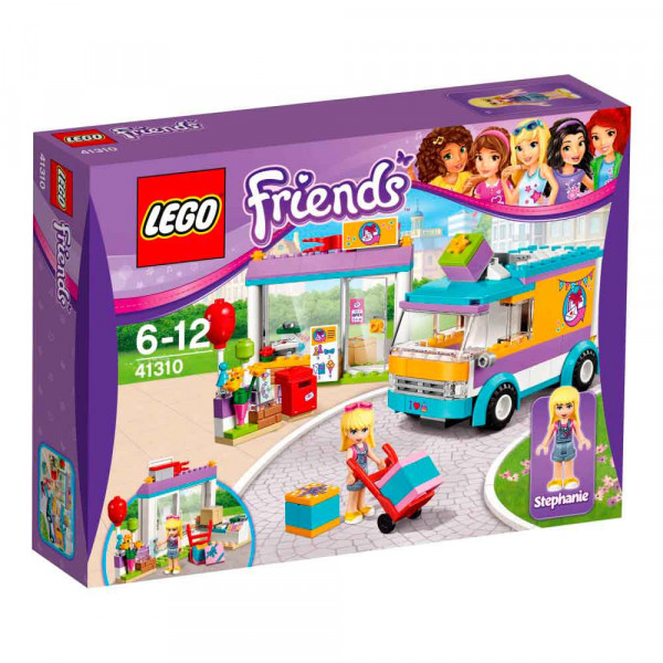 LEGO FRIENDS HEARTLAKE GIFT DELIVERY