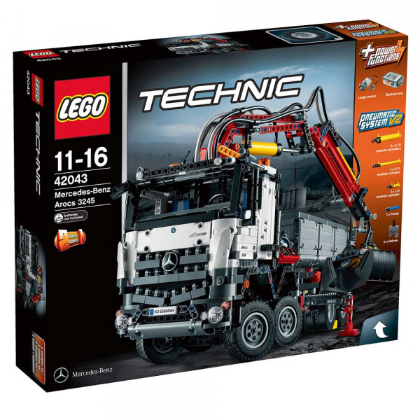 LEGO TECHNIC  MERCEDES-BENZ AROCS 3245