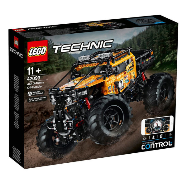 LEGO TECHNIC 4X4 XTREME OFFROADER