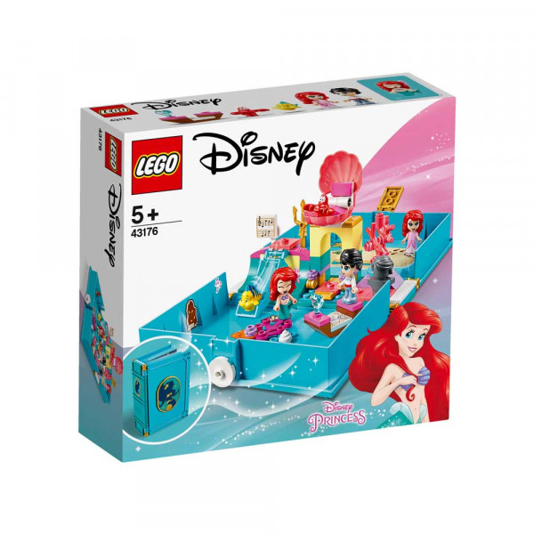 LEGO DISNEY PRINCESS ARIELS STORYBOOK ADVENTURES