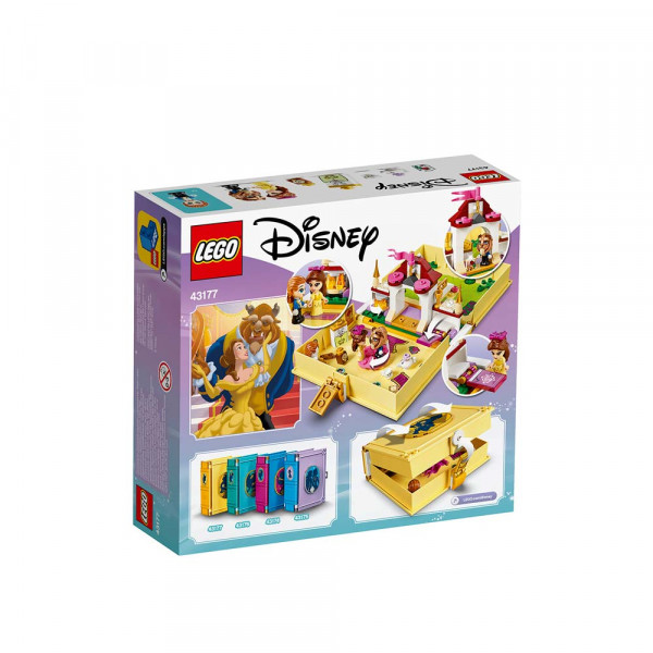 LEGO DISNEY PRINCESS BELLES STORYBOOK ADVENTURES