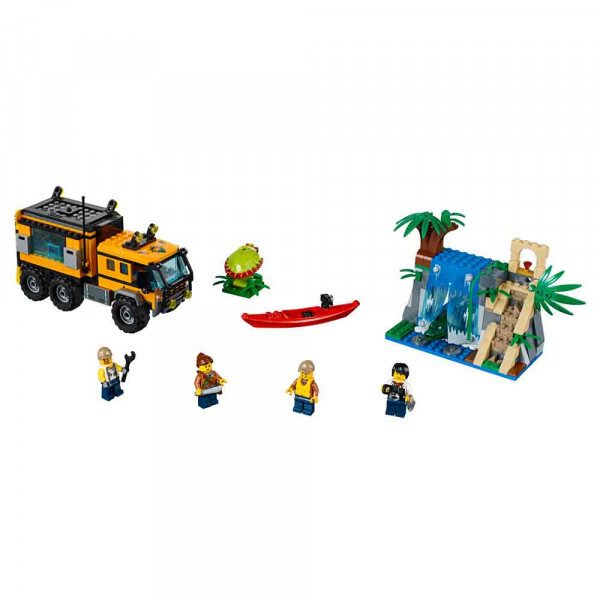 LEGO CITY JUNGLE MOBILE LAB