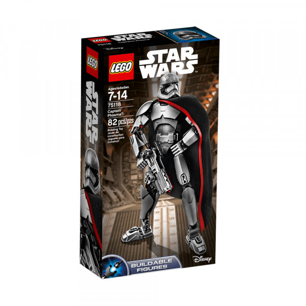 LEGO STAR WARS CAPTAIN PHASM